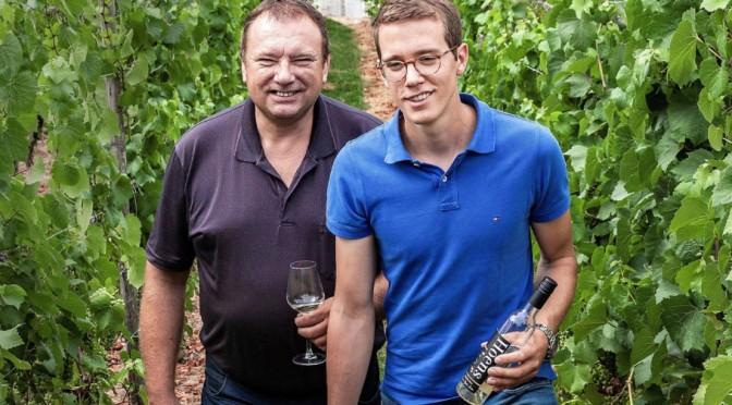 Foto 1 GHislain en Jeroen Houben CR